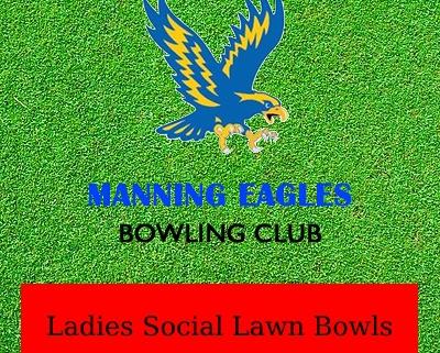 Ladies Social Bowls