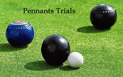 pennants trials