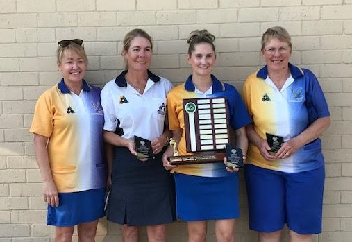 State Fours winners